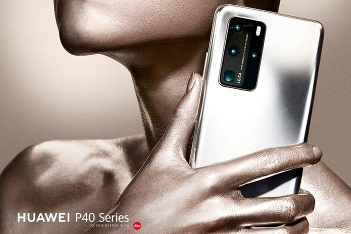 Камера Huawei P40 Pro Plus полна уникальных функций, которых нет у других производителей