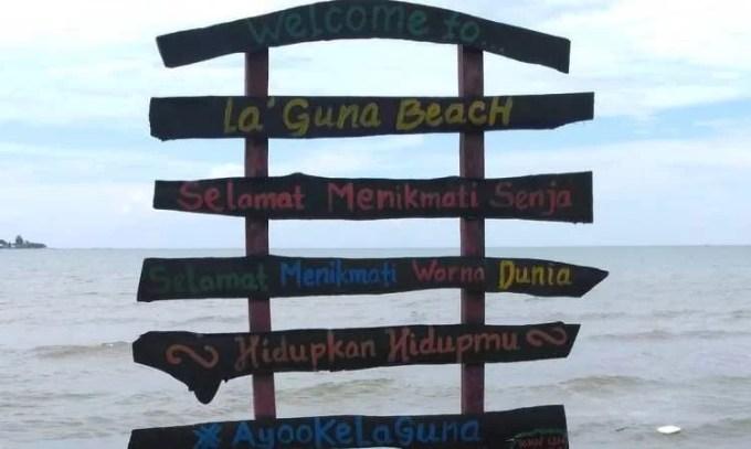 Harga Tiket Pantai Laguna