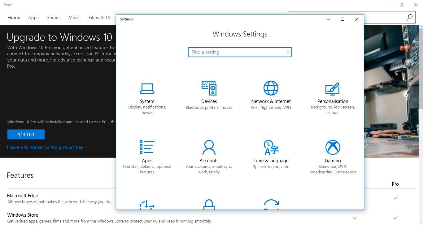 Windows 10 Home to Professional Inplace Upgrade Australia Price - iTropics.net