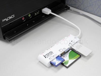 iMONO Memory Card Reader