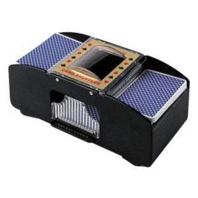 Electronic Card Shuffler