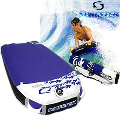 S3 Surfster - Your Easy To Store And Transport Inflatable Boogie Board