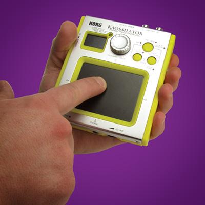 Korg Kaossilator Touchpad Synthesizer