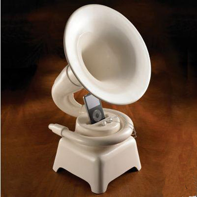 iPod Gramophone