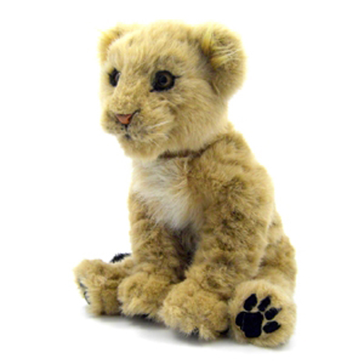 WowWee Alive Lion Cub Interactive Toy