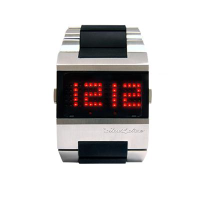 Black Dice Guru LED Watch