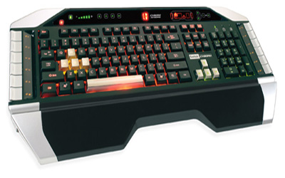 Cyborg Robotic Gaming Keyboard