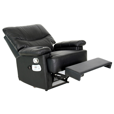Gaming Recliners - Deluxe X-Rocker The Ultimate Gaming Lounge Chair