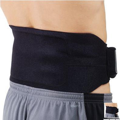 The Six Hour Cordless Heat Therapy Back Wrap