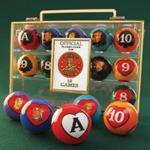 The Card Game Billiard Balls