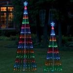The Light Show Tree