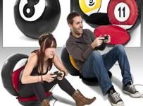 Magic 8 Ball Gaming Chairs