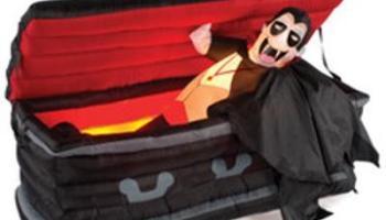 Animated Rising Vampire