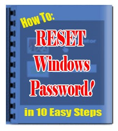 how to reset windows password guide