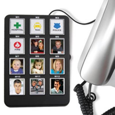 The One Touch Photo Dialer