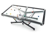 G-1 Glass Top Billiard Table