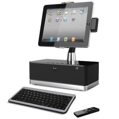 The iPad Docking Station
