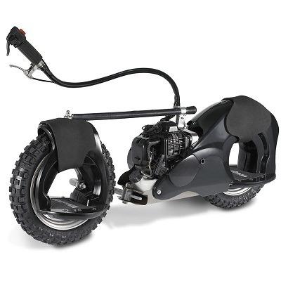 The 20 MPH Motorized Wheelrider