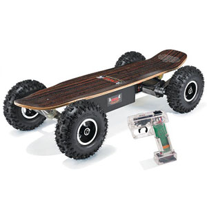 The All Terrain Electric Skateboard
