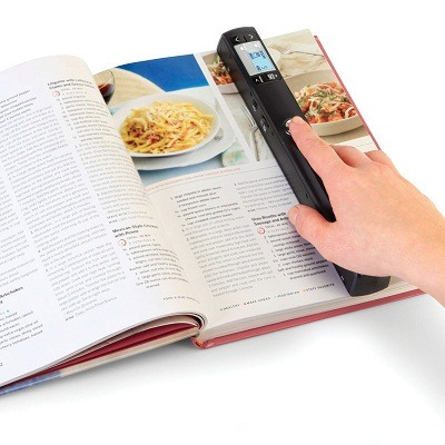 The High Resolution Portable Handheld Scanner