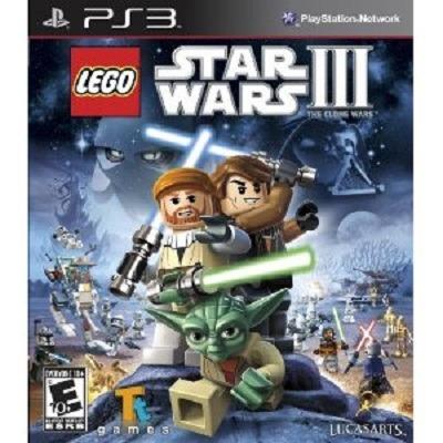 LEGO Star Wars III The Clone Wars for PlayStation 3