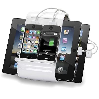 Four iPhone iPad Charging Hub