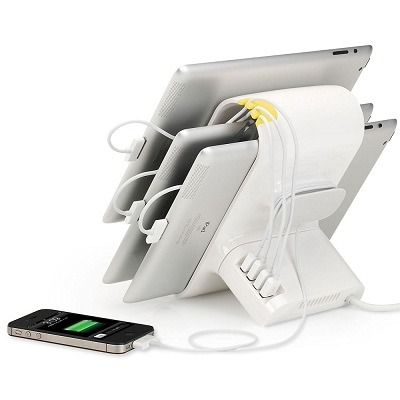 The Four iPhone iPad Charging Hub