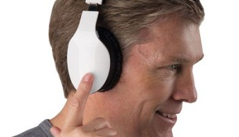 The Finger Swipe Headphones