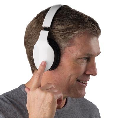 The Finger Swipe Headphones