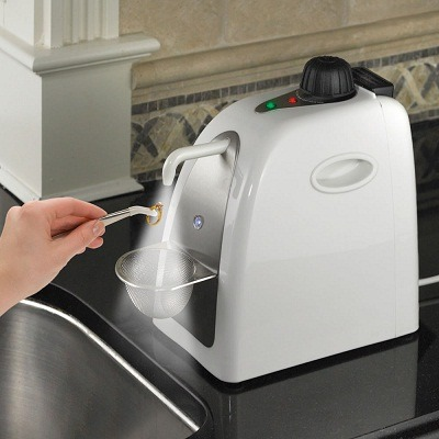 The Jewelers Steam Cleaner
