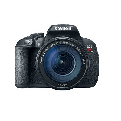Canon EOS Rebel T5i 18MP CMOS Digital SLR with 18-135mm EF-S IS STM Lens