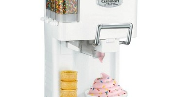 The Automatic Soft Serve Ice Cream Maker