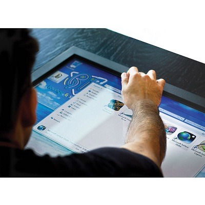 The Giant Coffee Table Touchscreen Computer 2