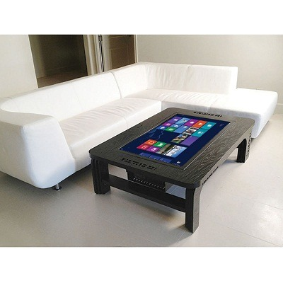 The Giant Coffee Table Touchscreen Computer - The All New Coffee Table with Built-in Tablet Computer
