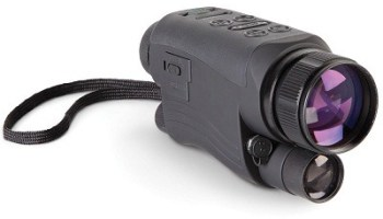 The Night Vision Video Recorder