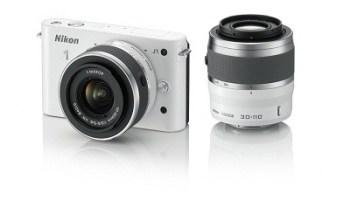 Nikon 1 J1 10.1MP HD Digital Camera System