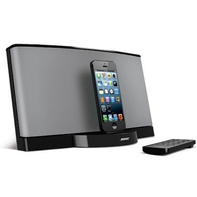 The Bose iPhone 5 Sound Dock