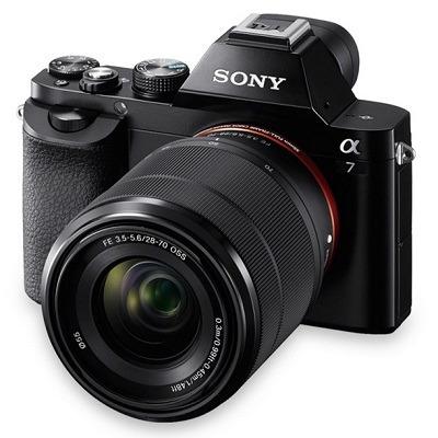 The Lightest DSLM Camera 2