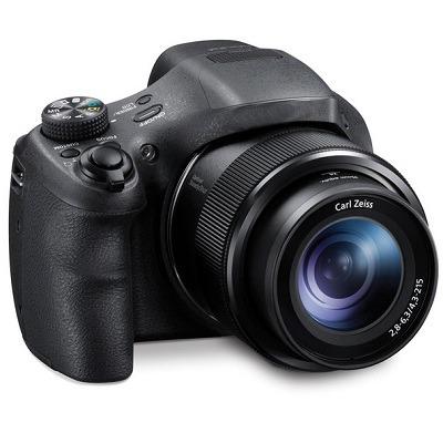The 50X Optical Zoom Digital Camera