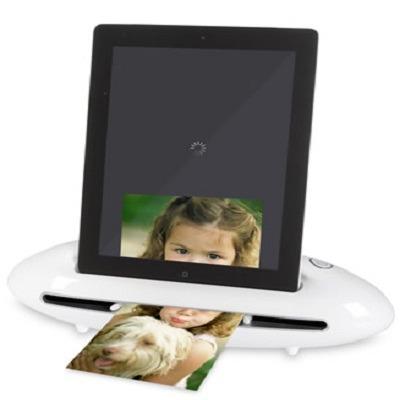 The Photo To iPad Scanning Dock 2