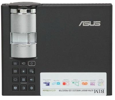 ASUS B1M 1280x800 WXGA 700 ANSI Lumens LED Portable Projector 2