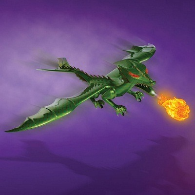 The Flying Fire Breathing Dragon 3