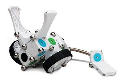 MOSS Modular Robot Construction Kit 1