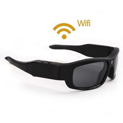 The Video Recording Wi Fi Sunglasses