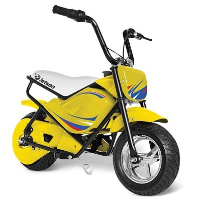 The Children's Electric Bike