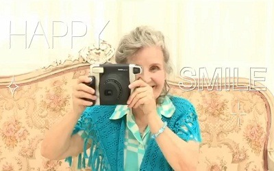 Instax Wide 300 Instant Photo Printing Camera 2