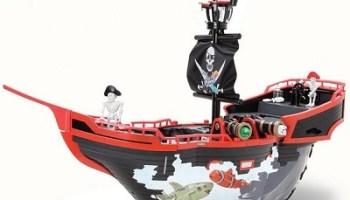 The Pirate Ship Aquarium