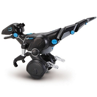 The Trainable Robotic Velociraptor 1