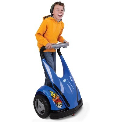 The Child's Motorized Personal Transporter