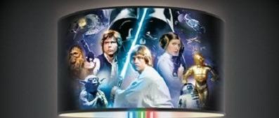 The Star Wars Lightsaber Legacy Lamp 1